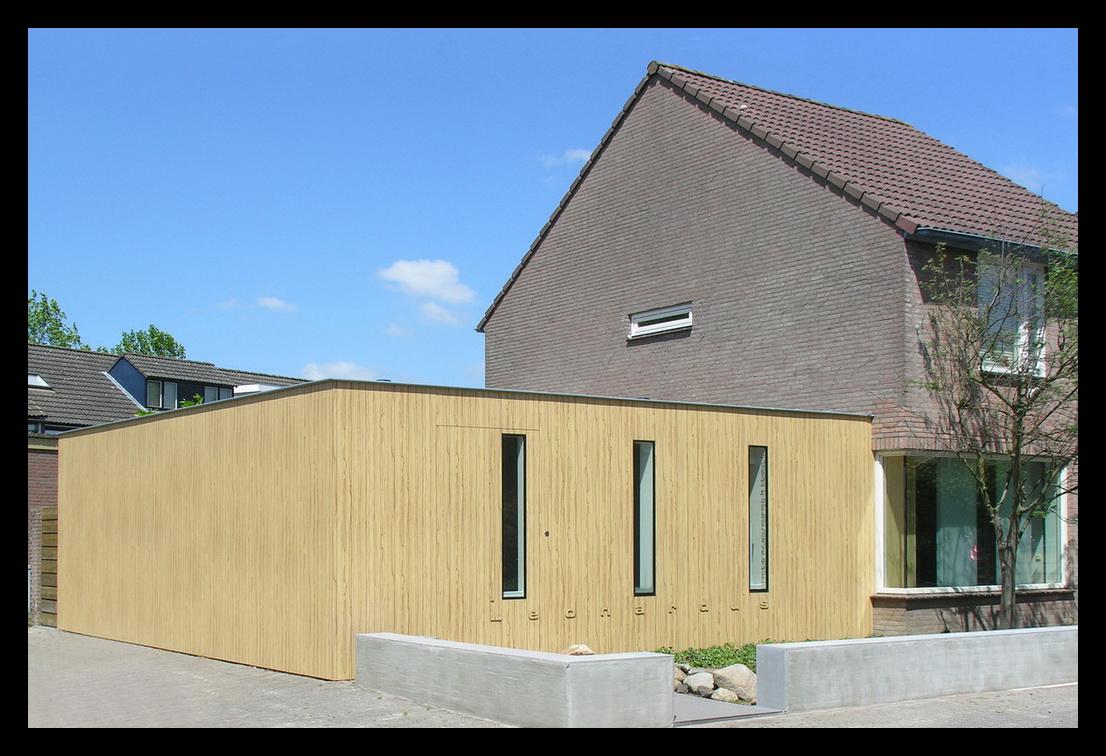 Leonardus interieurarchitect kantoor - Ontwerp huis kantoor ...