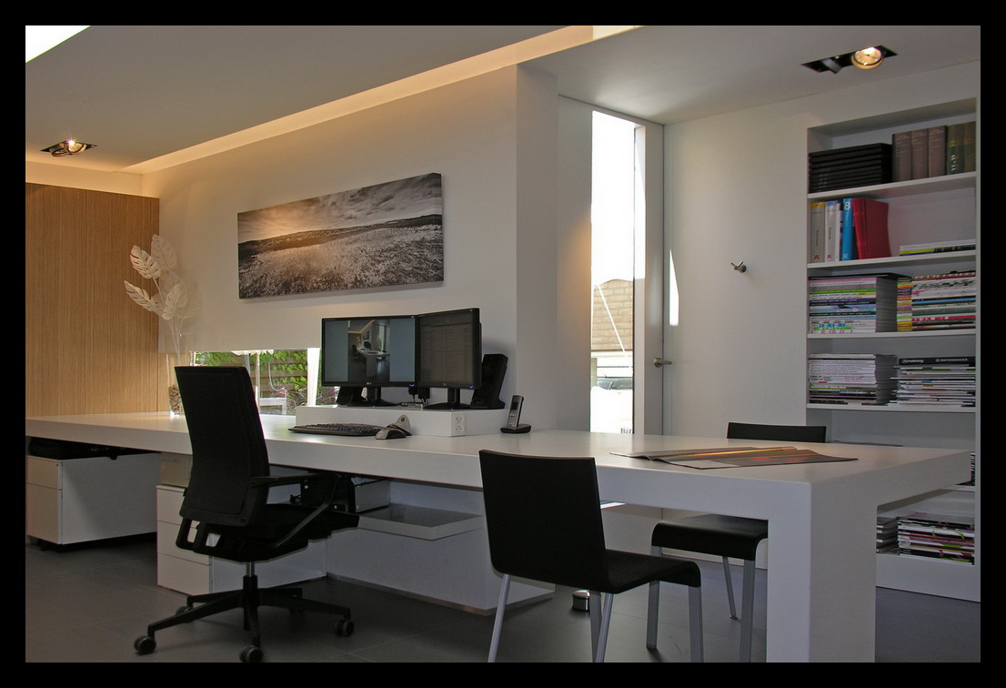 Leonardus interieurarchitect kantoor - Kantoor modulaire interieur ...