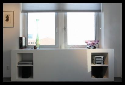 Appartement-Rotterdam-woonkamer-TV-meubel-op-maat-gemaakt-kast