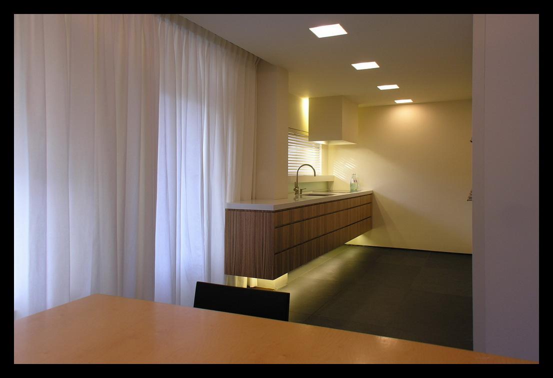 Leonardus interieurarchitect woonkamer keuken - Keuken woonkamer ...