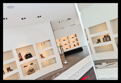 spiegel-exclusief-schoenenwinkel-damesschoenen-herenschoenen-accesoires-tassen-vitrines-schoenen