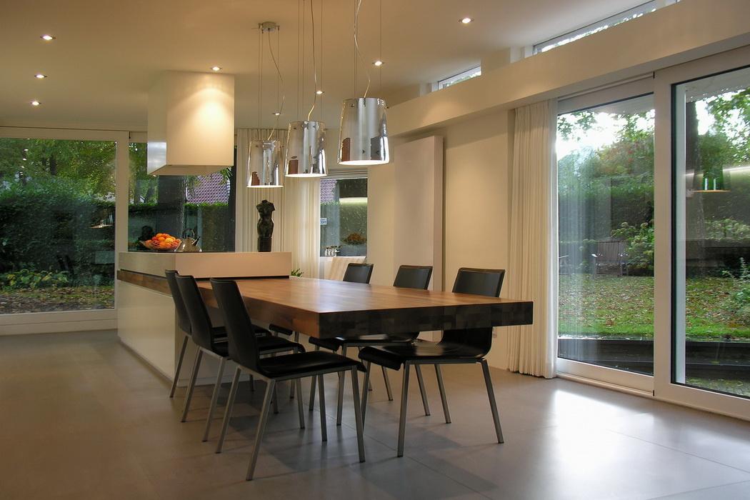 Interieurontwerp En Realisatie Van Een Bungalow In Tilburg