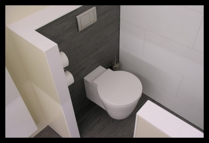 interieurarchitect-interieuradvies-binnenhuisarchitect-omgeving-Breda-eengezinswoning-badkamer-inloopdouche-douche-tegels-toilet-toiletrolhouder-op-maat-gemaakt-bovenverdieping-eengezinswoning-afscheiding-muurtje-