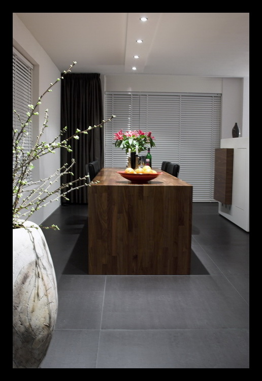 Keuken en woonkamer Hoogezand -