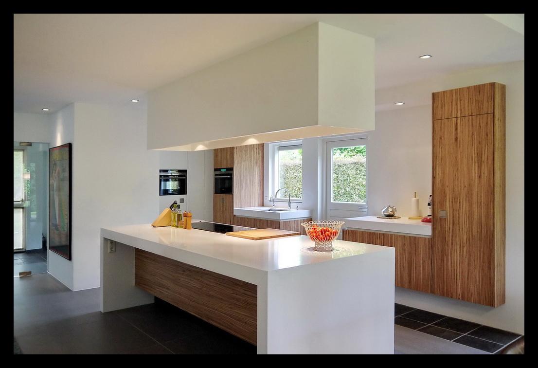 Kookeiland Op Vloerverwarming : Leonardus interieurarchitect keuken met kookeiland