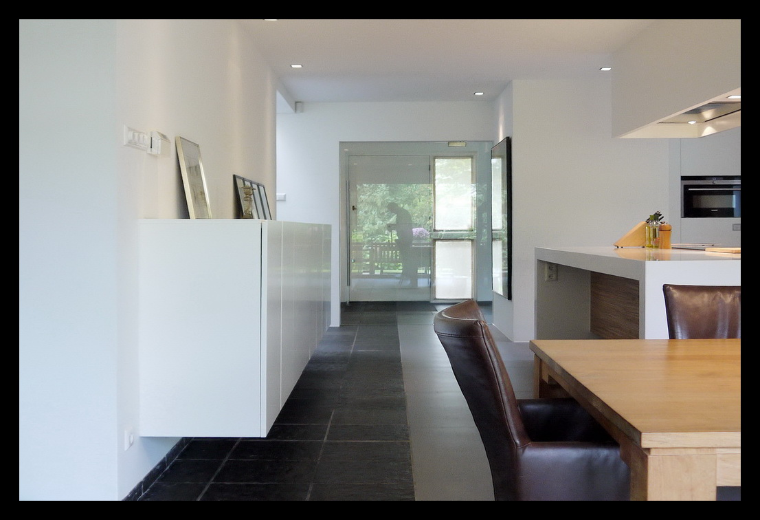 Keuken Plattegrond Open : Leonardus interieurarchitect keuken met kookeiland