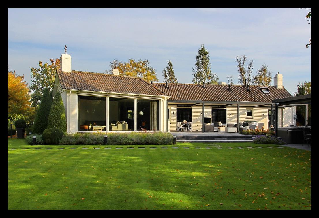 Leonardus interieurarchitect totaalverbouwing villa