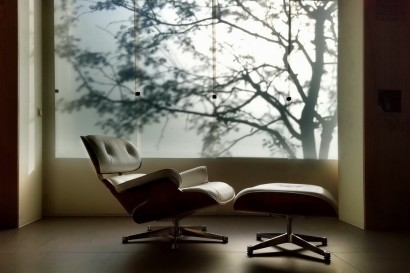 woonkamer-breda-Eames stoel