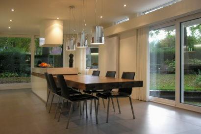 interieurarchitect-interieuradvies-binnenhuisarchitect-omgeving-Breda-bungalow-tilburg-eettafel-woonkamer