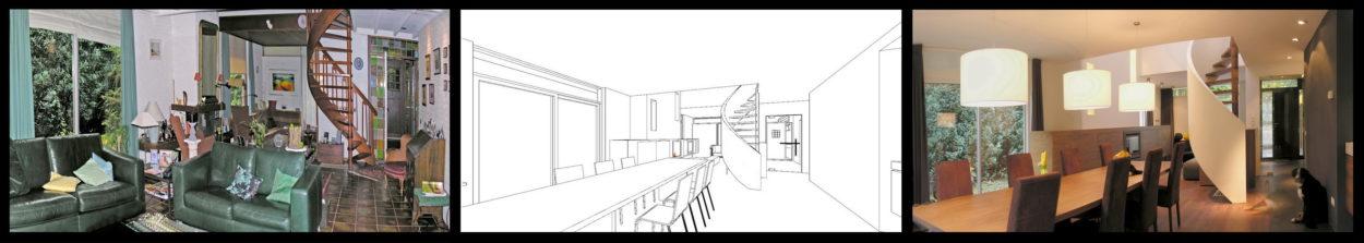 interieurarchitect-interieuradvies-binnenhuisarchitect-omgeving-Breda-Metamorfose-voor-na-vrijstaande-chaletwoning-interieurarchitect-binnenhuisarchitect-interieuradvies